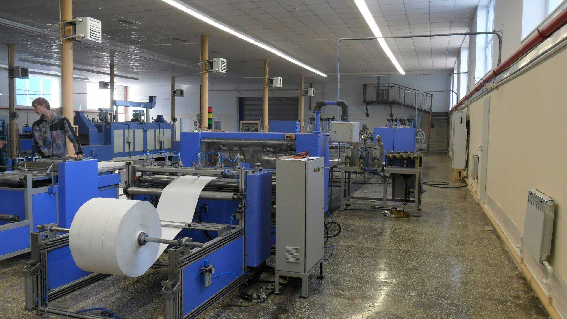 Blade Pleating Machine In Faridabad
