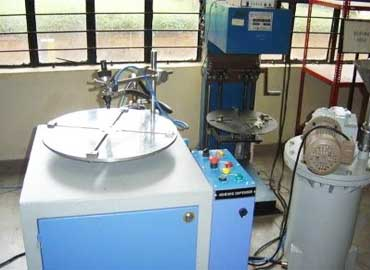 Gas Turbine Filter Making Machine In Shadipur