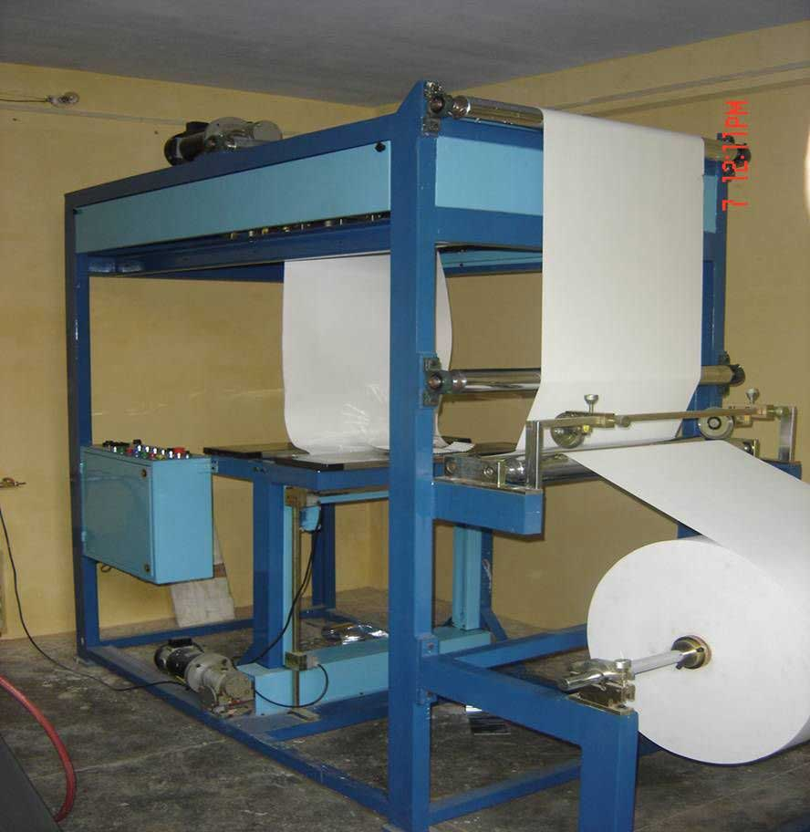 HEPA Paper Pleating Machine In Dumka