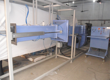 HEPA Test Rig In Dumka
