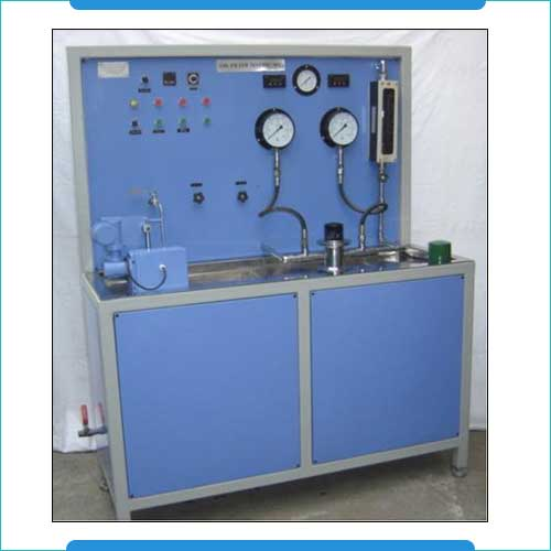 Oil Filter Testing Machine In East Siang